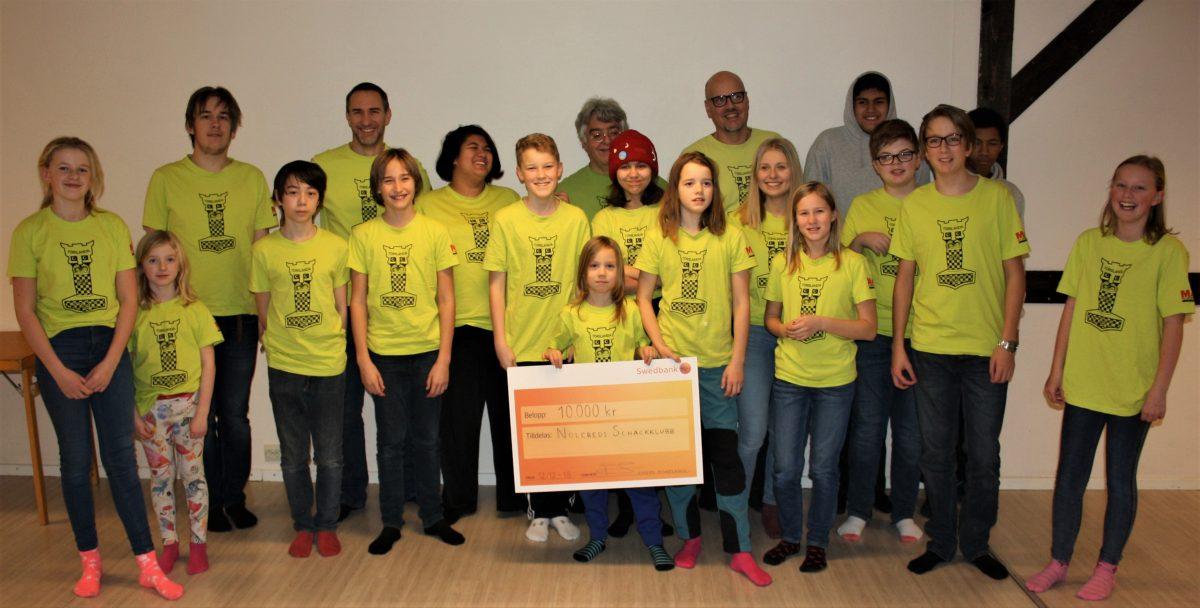 Stipendium från Sussies Minnesfond